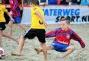 Southbeach Schiedam 2 t/m 7 juli: Ruim 20 teams in actie tijdens Schiedams kampioenschap beachsoccer