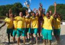 BS Rotterdam pakt nationale Beachsoccer Beker op Southbeach Schiedam